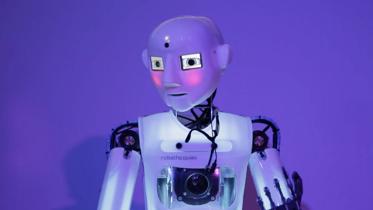 video despre opțiunile robotului