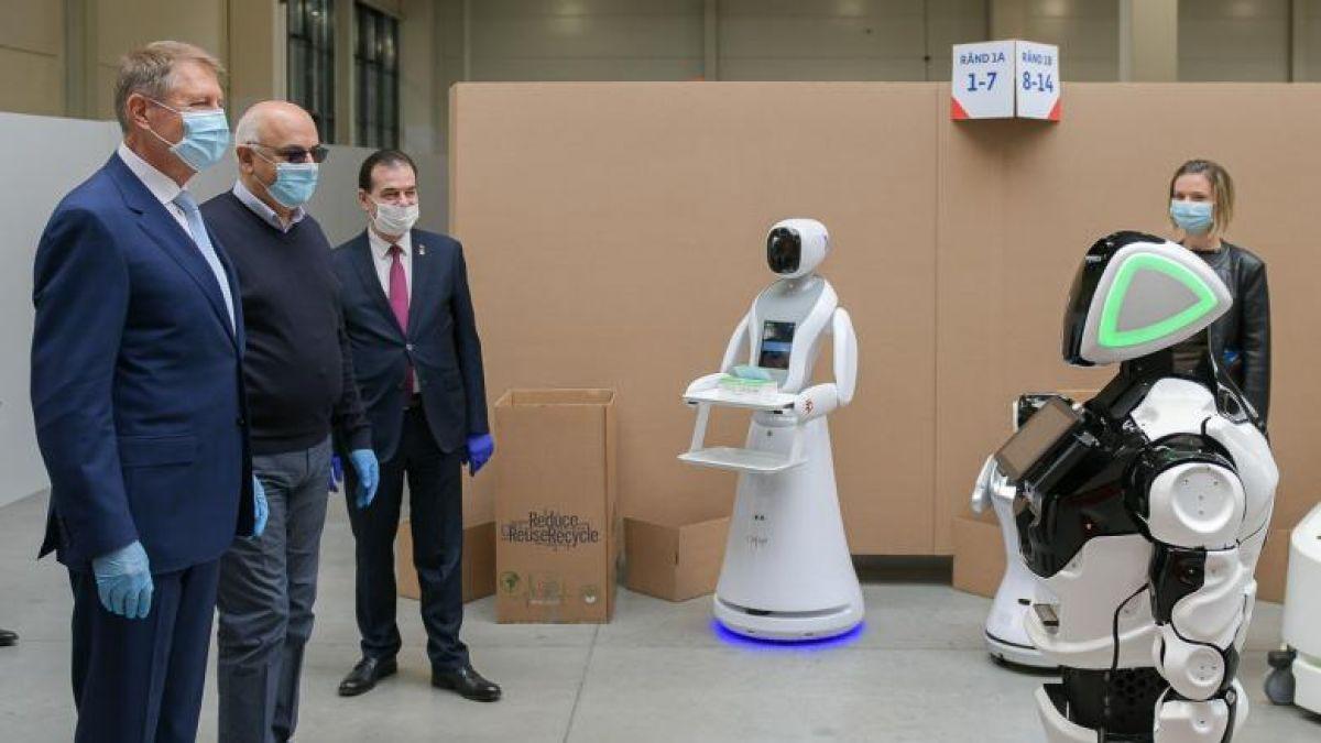 Roboți SCARA