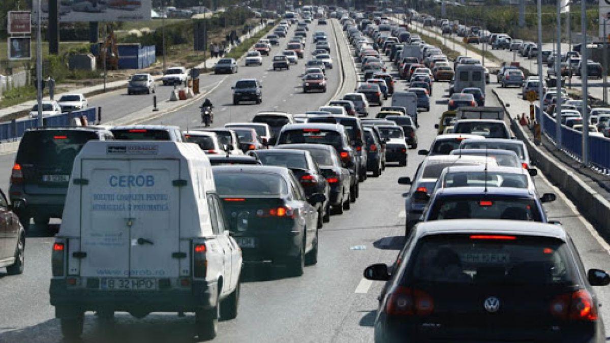 Ионицэ: 40% автовладельцев не платят дорожный налог и не проходят техосмотр