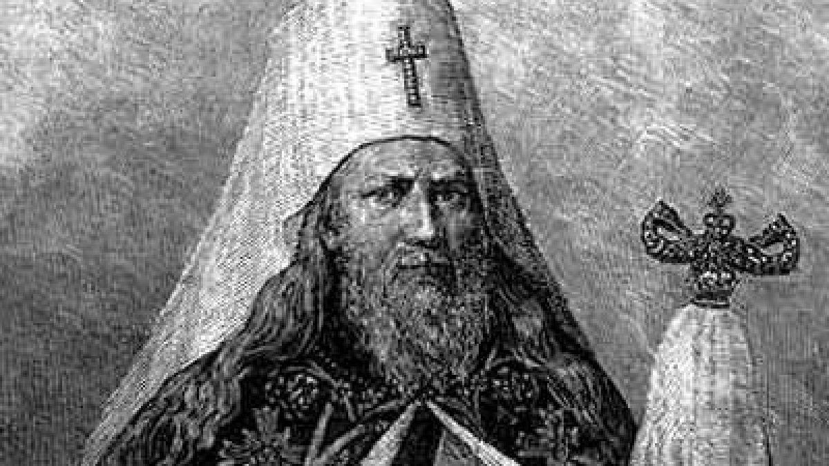 AGORA - Gavriil Bănulescu-Bodoni, primul păstor al Bisericii din ...