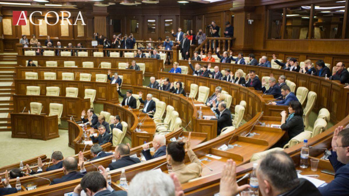 Чеботарь о зарплате депутата: 18 000 леев – это средний оклад в столице