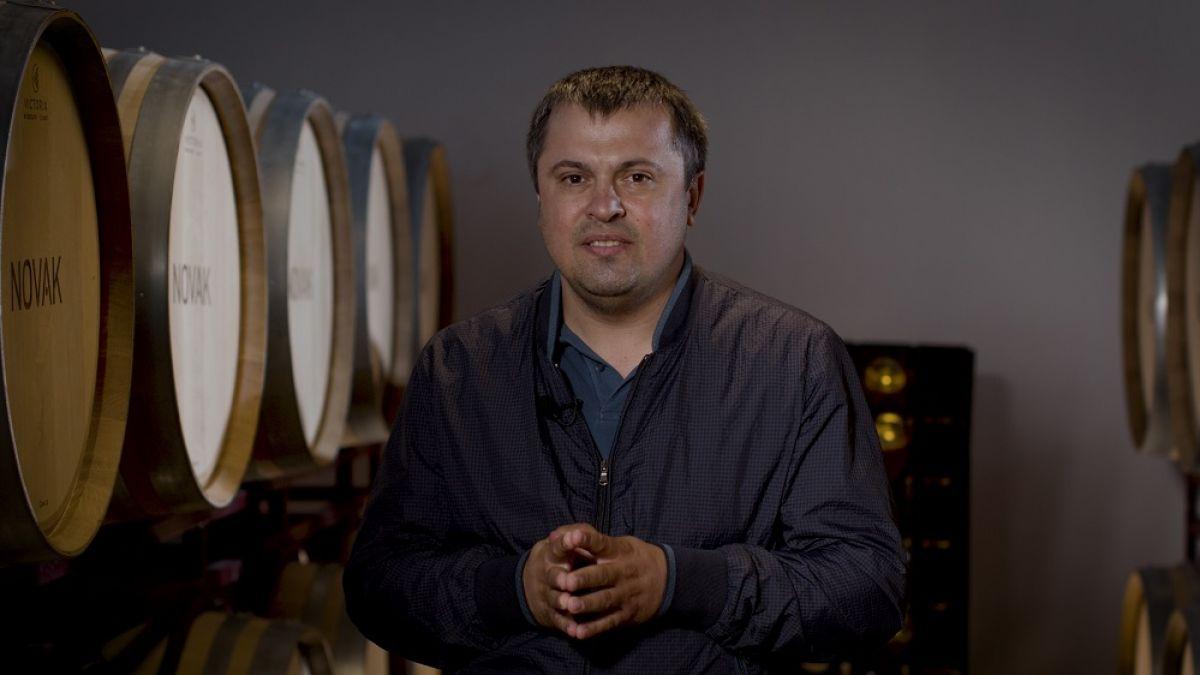 Petro Vaselo, crama cu cel mai tânăr vinificator din România, Oameni. Marco Feltrin, Petro Vaselo