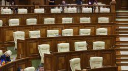 Au fost constituite fracțiunile parlamentare. PAS a anunțat despre crearea majorității în Parlamentul de legislatura a XI-a
