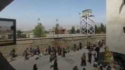 Deținuții din închisoarea din Kabul, eliberați de talibani au devenit gardieni