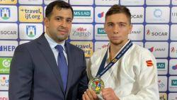 Judocanul Denis Vieru a câștigat aurul la Grand Prix-ul de la Zagreb (VIDEO)