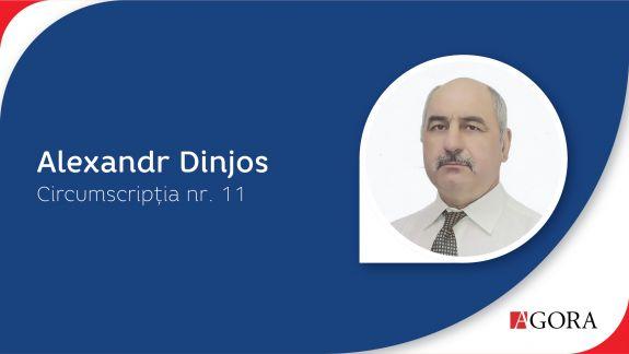 Profil de candidat | Circumscripția Nr. 11 Avdarma. Vezi cine sunt cei doi candidații la funcția de deputat în Adunarea Populară