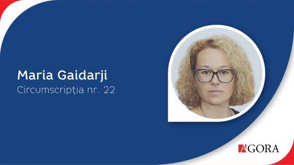 Profil de candidat   Circumscripția Nr. 22  Gaidar. Cinci candidați pentru funcția de deputat. Vezi profilul acestora