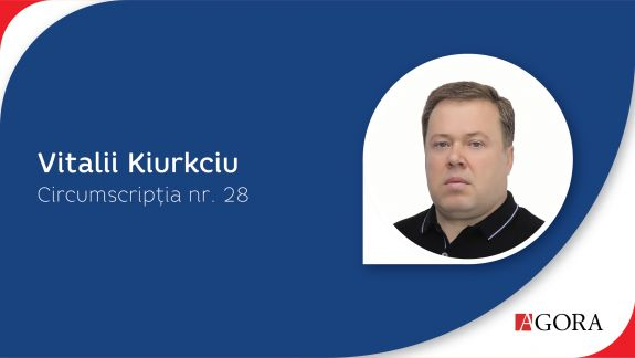 Profil de candidat | Circumscripția Nr. 28 Congaz. Află cine sunt candidații la funcția de deputat în cea de-a doua circumscripție din cel mai mare sat din Moldova