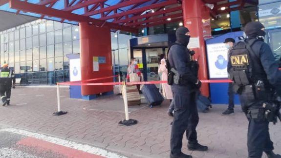 CNA, SIS și procurorii anticorupție au demarat percheziții pe Aeroportul Internațional Chișinău: Acțiunile vizează un dosar de corupție