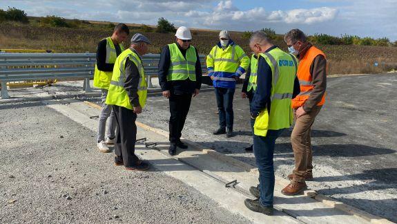Construcția drumului de ocolire a municipiului Comrat și a unui segment al traseului național M3 ar putea fi încheiată în 2022