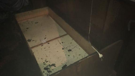 Incendiu la Hotelul Bălți. Pompierii au evacuat cinci persoane