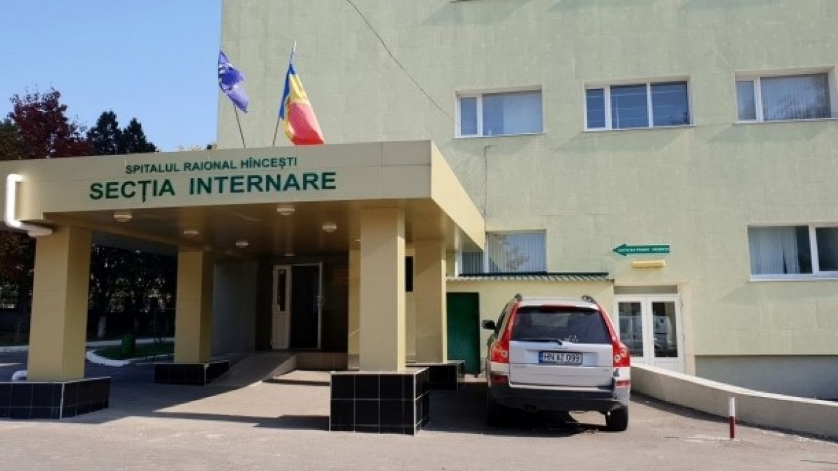 Scandal la Centrul de Sănătate din Hîncești după demiterea directorului interimar al instituţiei