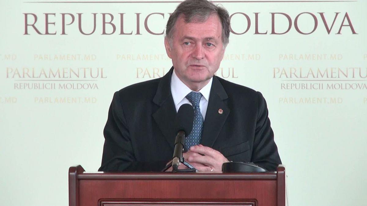 AGORA - Președintele PLR, Ion Hadârcă, a fost numit candidat pentru  alegerile în Senatul României