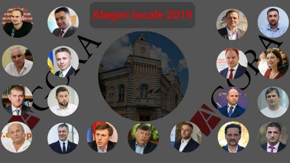 Cu ce averi se laudă candidații la fotoliul de primar de Chișinău: Ceasuri de mii de dolari sau mașină de 20 de mii de lei