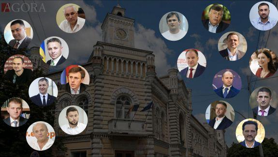 Averile candidaților la șefia capitalei: Venituri de milioane de lei sau doi ani fără salariu