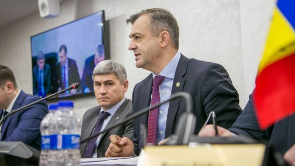 """""""Un candidat plahocrat"""". Primele reacții din ACUM și fostul Guvern la desemnarea lui Ion Chicu la funcția de premier"""