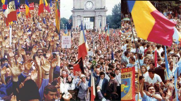 27 august 1991, Republica Moldova și-a luat propria cale: Cum a fost adoptată declarația de independență (VIDEO)