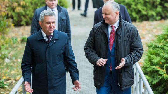 38 de dosare penale clasate și linie de troleibuz de la Varnița la Bender. Rezultatele întrevederii lui Dodon și Krasnoselski