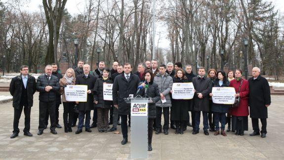 ACUM promite să integreze Moldova în UE. Până în 2023, vrea să îndeplinească toate condițiile în acest sens