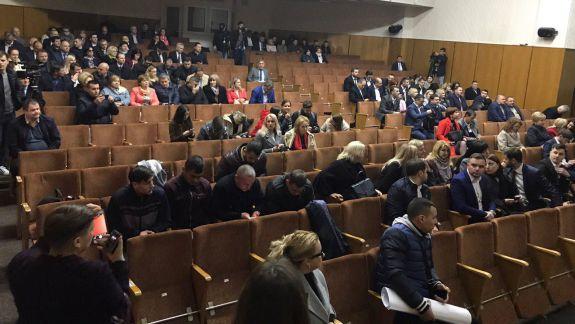 Adunarea Generală a Judecătorilor nu a avut loc din lipsă cvorum
