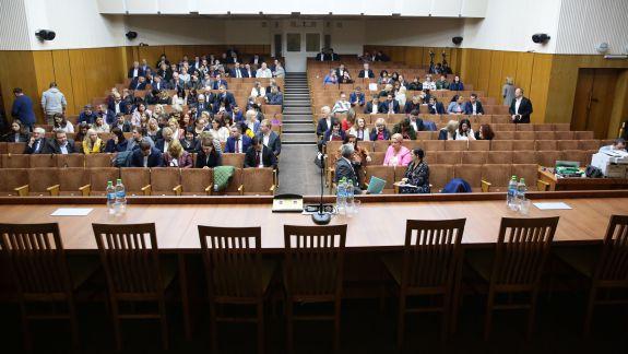 Adunarea Generală a Judecătorilor se va convoca în ședință. CSM a stabilit data întrunirii