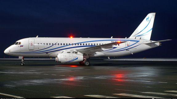 Aeronava care l-a adus pe Dodon de la Moscova ar aparține companiei Gazprom