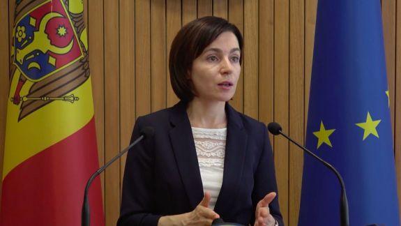 Șefa Guvernului spune cum poate fi întors Aeroportul Internațional Chișinău