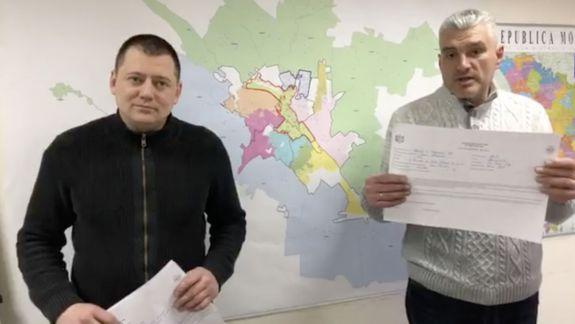 Alexandru Slusari și Ruslan Verbițchi, candidații ACUM pentru două circumscripții din Capitală