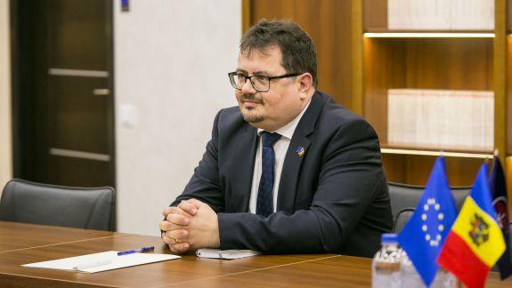 """Ambasadorul UE în RM, despre vectorul european în Constituție: """"Pentru noi contează Acordul de Asociere"""""""