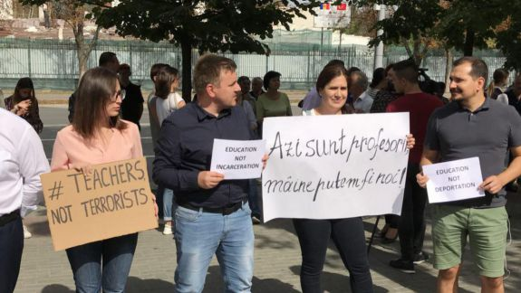 Amnesty International: Profesorii turci și familiilor lor merită dreptate. Responsabilii trebuie trași la răspundere