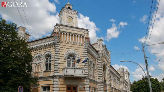 Andrei Năstase a renunțat la șefia temporară a capitalei (DOC)