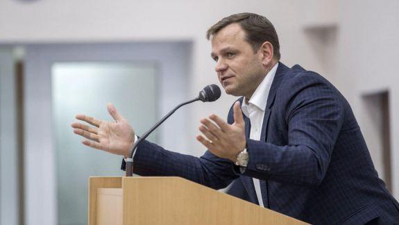 Andrei Năstase, la Parlament: Procurorul trebuia numit imediat după adoptarea declarației de captivitate a statului (VIDEO)