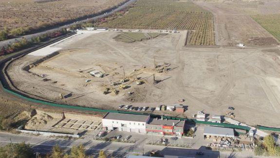 Arena Chișinău nu va fi demolată. Dodon: Nu putem abandona o construcție ridicată în proporție de 70%, ar fi greșit
