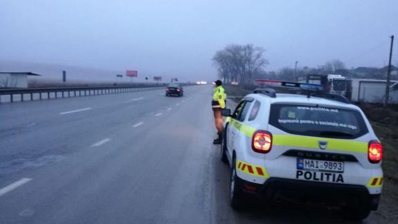 Atenție șoferi! Polițiștii de patrulare intensifică verificările