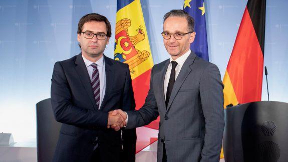 Chișinăul și Berlinul au ajuns la un consens privind organizarea unei noi întâlniri neformale pe reglementarea transnistreană