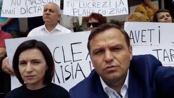 Blocul ACUM cheamă oamenii la un marș al poporului: Veniți din timp și fiți vigilenți