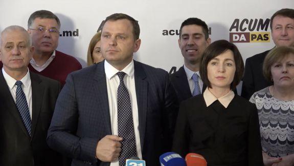Blocul ACUM refuză, din nou, invitația democraților de a negocia o coaliție de guvernare