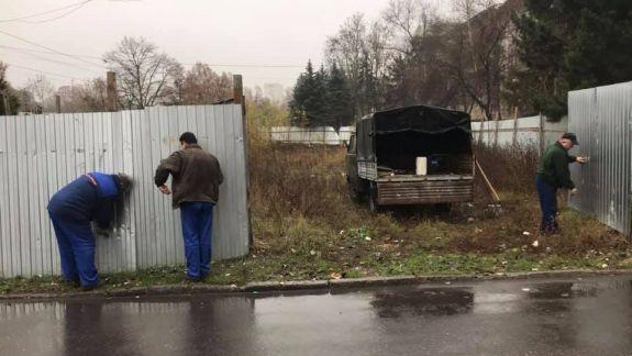 Buiucani: Pe locul unui șantier de construcții va fi amenajată o zonă verde