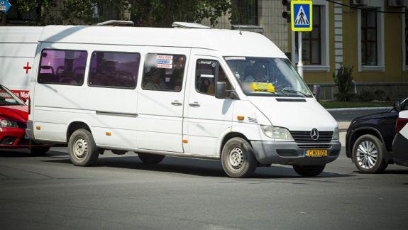 """Călătoria cu microbuzul, în Chișinău, nu se va scumpi, spune Ceban. """"Arată deplorabil! Cum să ceri fără a oferi ceva în schimb?"""""""