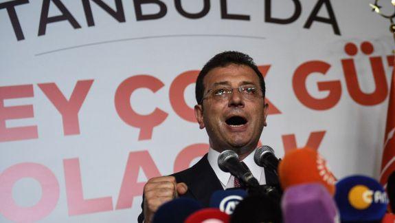 """Candidatul opoziţiei a câştigat din nou alegerile de la Istanbul. """"Este un nou început"""""""
