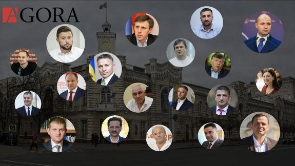 Ce averi au candidații la fotoliul de primar de Chișinău: Mașini, apartament donat sau bursă de mii de euro