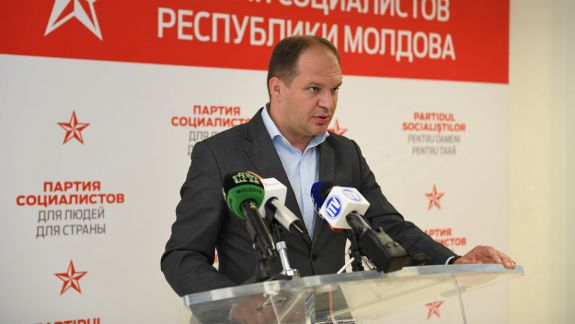 """Ceban, pe final de campanie: """"Riscul e mare să alegem un primar de Chișinău necompetent"""""""