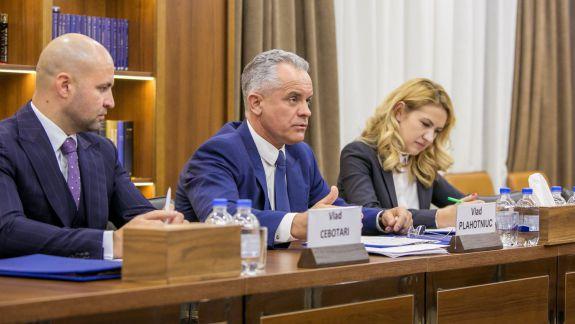 """Cebotari, despre anunțarea lui Plahotniuc în căutare internațională: """"Nu am așteptări că Interpol o să accepte"""""""