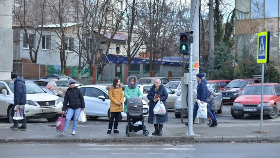 """Chișinău: Cum arată noile semafoare """"moderne"""" care au costat circa 3 milioane de lei"""