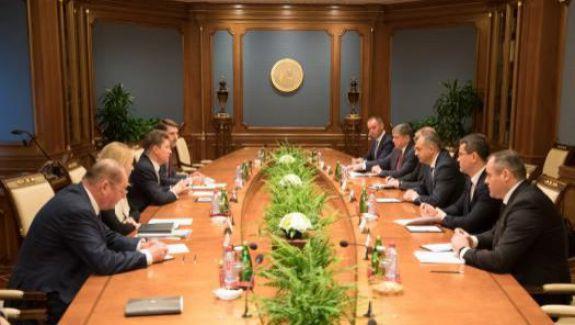"""Chicu la întâlnirea cu președintele Gazprom: """"Nu vom admite creșterea tarifelor pentru gazele naturale"""""""