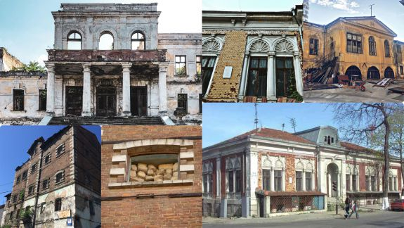 Chișinăul de fațadă sau cum au ajuns clădirile istorice între demolări și neant (FOTO)