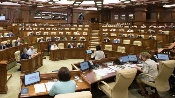 Cine va ocupa fotoliul de vicepreședinte al Parlamentului, eliberat de Ion Ceban