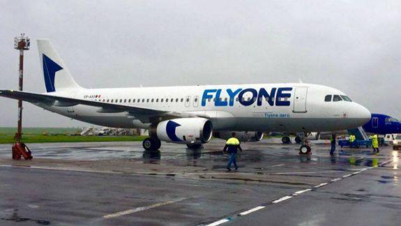 """Compania """"Fly One"""", obligată de instanța de judecată să achite 10 milioane de lei în buget"""