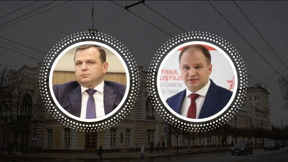 Confruntarea electorală dintre Ceban și Năstase: Profilul politic, profesional și promisiuni făcute în cursa pentru șefia Capitalei (INFOGRAFIC)