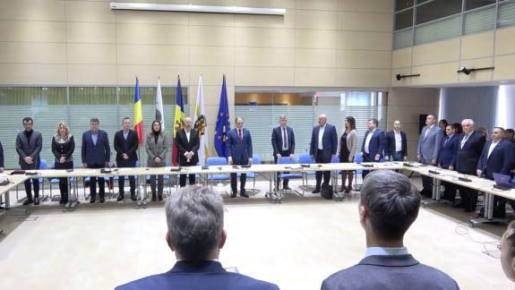 Consilierii PL din CMC vor ca Ceban să-și ceară scuze de la delegația Primăriei București. Orașele nu au semnat un act de înfrățire